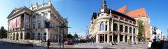 Opera Dolnośląska i Hotel Monopol