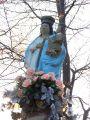 Kapliczka - Bieńkowice - Madonna Niebieskooka